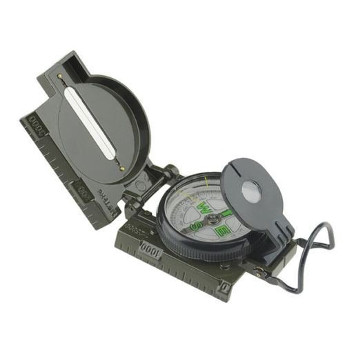 le Hiking Camping Lensatic Lens Compass (Lensatic Lens Compass)