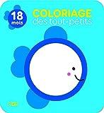 Coloriage des tout-petits : Le poisson - Dès 18 mois