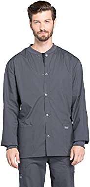 Cherokee WW Professionals WW360 Men's Warm-Up Jacket Pewt
