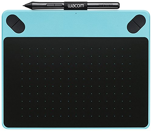 633 opinioni per Wacom CTH-490AB-S Intuos Art Tavoletta con Penna e Touch Piccola, Software