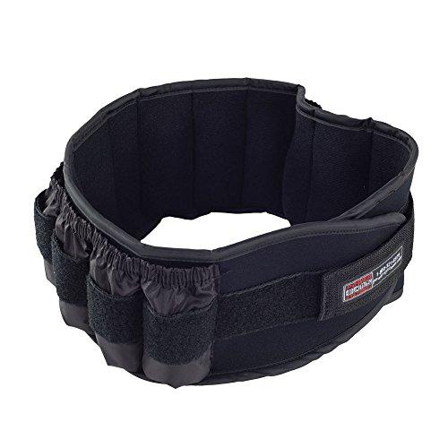 Power Systems VersaFit Belt, Adjustable Weight Belt, 10 Pound, Black (90550)