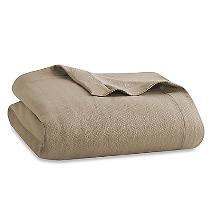 amazon com wamsutta micro cotton dream zone blanket king canvas