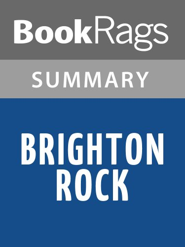 Summary & Study Guide Brighton Rock by Graham Greene
