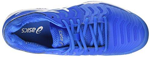 uomo multicolore da Blue Scarpe Gel resolution Clay silver Directoire 7 tennis Asics white da fnpW66