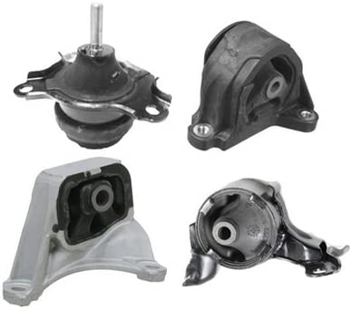 Motor /& Trans Mount 3PCS Set for 2003-2010 Honda Element 2.4L Manual Trans