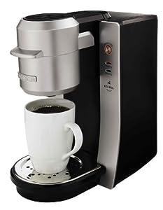 Old Mr Coffee Maker : Amazon.com: Mr. Coffee BVMC-KG2-001 Single Serve Coffee Maker, Silver: Single Serve Brewing ...