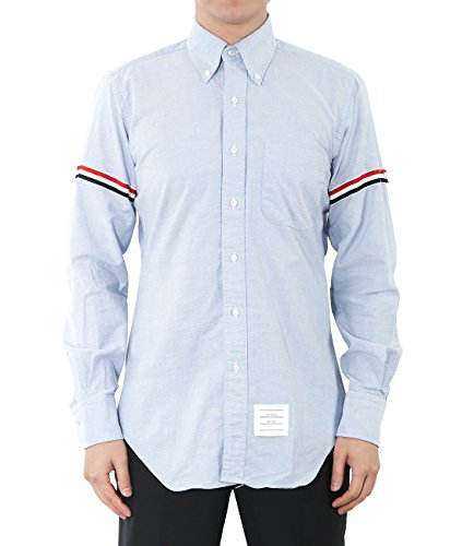 wiberlux-thom-browne-mens-striped-armband-button-down-shirt-3-blue