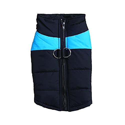 Olwen Shop Dog Coats & Jackets - Dropshipping Pet Dog Clothes Winter Vest Puppy Waterproof Vest Warm Jacket Clothing for Small Medium Large Dogs 3 Colors S-5XL 1 PCs (Price Velvet Blazer)