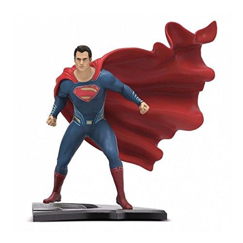 Soko Accents - Hallmark 2016 Batman vs Superman Dawn of Justice Superman Ornament