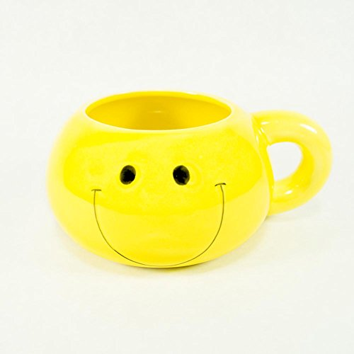 Ceramic Smiley Face oz Mug