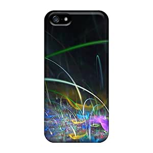 Ideal Polooshells10 Cases Covers For Iphone 5/5s(3d Abstract), Protective Stylish Cases