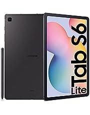 Samsung Galaxy Tab S6 Lite Tablet, Wi-Fi, 64 GB, rysik S Pen S6 Lite, szary (Oxford Grey)
