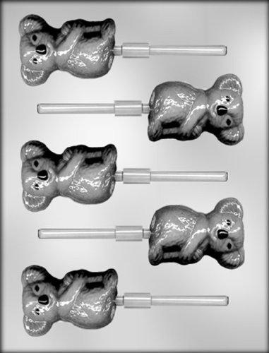 Bear Lollipop - CK Products Koala Bear Sucker Chocolate Mold