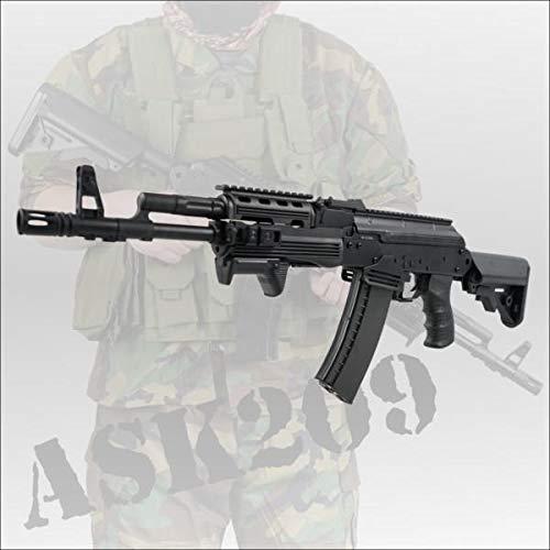 APS/AK74/PMCカスタムモデルブローバック電動ガン/ASK-209 303 B07RPJKZ6M