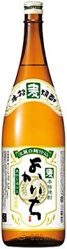 本格焼酎 よかいち 麦 25度 [瓶] 1.8L 1800ml x 6本 (ケース販売) [宝酒造/日本/宮崎県]