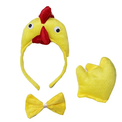 Kirei Sui Chicken Costume Set -