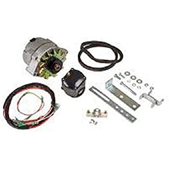 amazon com ford 8n 12 v conversion kit side mount distributor rh amazon com