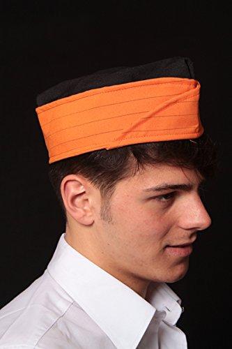Fratelliditalia Cappello Cappellino bustina Cuoco pizzaiolo Ristorante  Cameriere Cucina Sala 953ba46282df