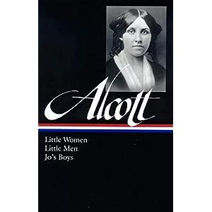 Louisa-May-Alcott-Little-Women-Little-Men-Jos-Boys-Library-of-America-Hardcover--16-Oct-2014