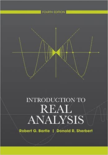 Amazon com: Introduction to Real Analysis (9780471433316