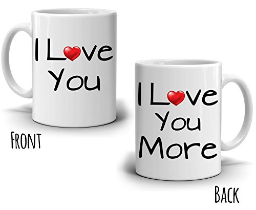 Funny His And Her Wedding Gifts : 11.23 + Funny Romantic Couples His and Her Gift Coffee Mug, Wedding ...