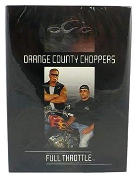 Orange County Choppers Full Throttle EDT Spray Cologne 3.4 Oz