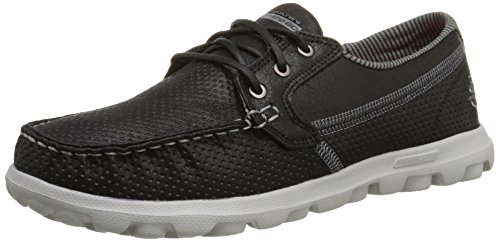 go Mist Black Donna the Skechers Dot On Scarpe Sportive qHt0ExY