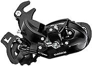 Shimano TY-300 Speed Rear Deraileur (Black)
