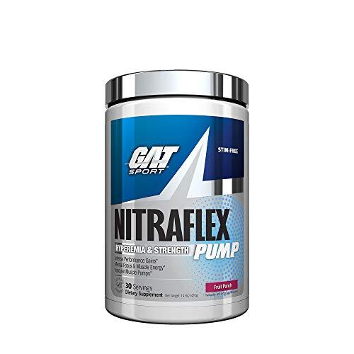 GAT Sport Nitraflex Pump – Fruit Punch