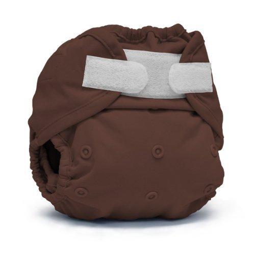 Rumparooz One Size Cloth Diaper Cover Aplix, Root Beer - Root Beer Gumballs