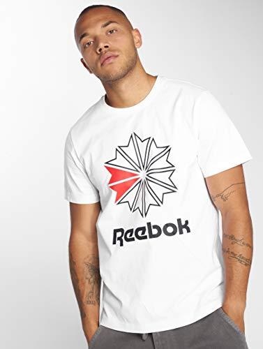 Blanco Camiseta Reebok F Hombre Gr qxRzHwIO