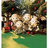 : Calico Critters SHEEP FAMILY