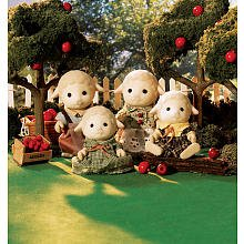 Calico Critters SHEEP FAMILY