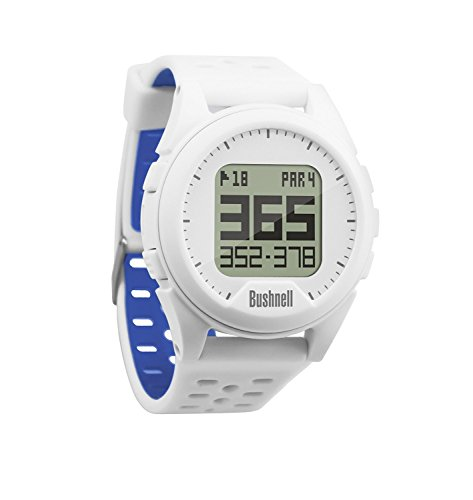 Bushnell Neo ION Golf GPS Watch, White (Hazard Watch)