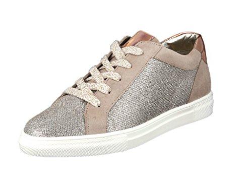 Hassia Maranello 3-301326-4700 Mulheres De Baixa Sapatos Em Larga G Gr:. 3,5-de-rosa