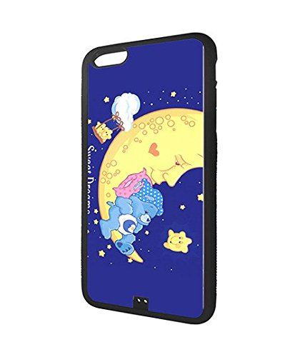 Cool Design Iphone 6S/6 Plus Case for Girls Men, Disney Cartoon Animation Series- Care Bears Iphone 6 Plus Case Tough Skin Case Cover