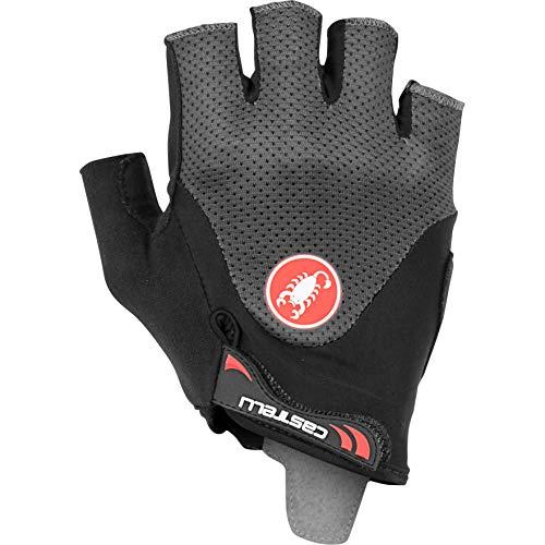 Castelli Arenberg Gel 2 Glove - Men's Dark Gray, M ()