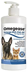 Omegease omega 3 6 9 fish oil for dogs and for Omega 3 fish oil for dogs