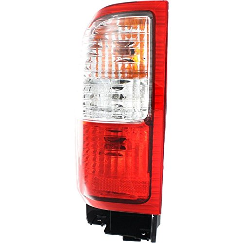(Diften 166-C0803-X01 - New Tail Light Taillight Taillamp Brakelight Lamp Driver Left Side LH Hand Rodeo)