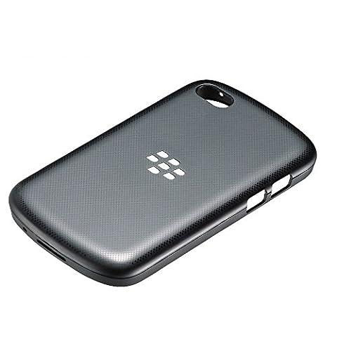 BlackBerry Hard Shell for BlackBerry Q10 - Black (Blackberry Q 10 Phone Cases)