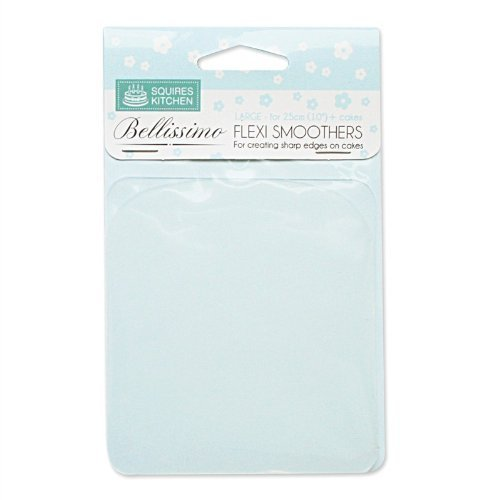Flexi Acrylic - Squires Kitchen Cake Smoother - Large