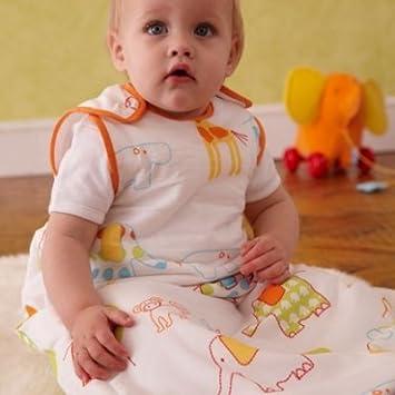 Amazon.com: Grobag Saco de dormir bebé hipopótamo Hop 2,5 ...