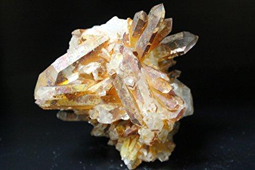 ARKANSAS QUARTZ Clusters Quartz Crystals Minerals Specimen Metaphysical Healing, Decoration Plate, Meditaion, Absorbs Negative Energy Collector's Grade Specimen Natural, Uncleaned (Arkansas Quartz Crystal)