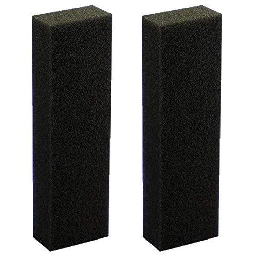 (Eshopps Large Foam Filter 4 x 2.25 x 13.5 Inches (2 Pack))