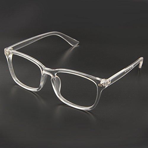 Cyxus Computer Glasses Blue Light Blocking for Women Men Gaming Eyewear Reduce Eyestrain (8082, ()