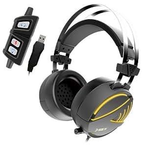 Amazon.com: GAMDIAS Gaming Headset with 7.1 Virtual