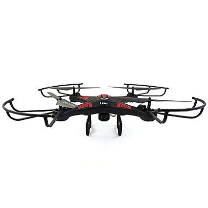 Flying Gadgets X-CAM Quadcopter Drone + HD Camera: Amazon.es ...
