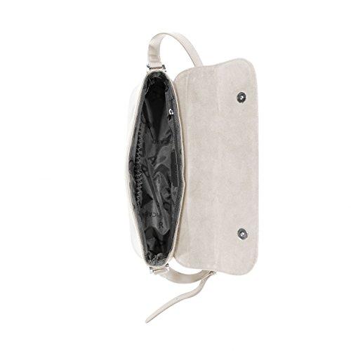 Ebay Barato Con Tarjeta De Crédito El Precio Barato Picard Berlin borsa a tracolla pelle 27 cm Creme Buena Venta 4T2NGW