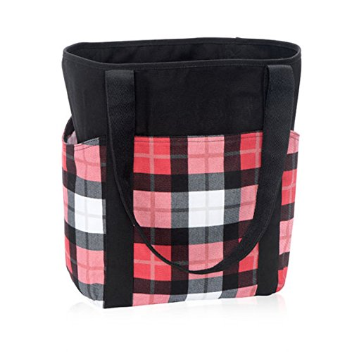 - Thirty One Go-To Tote in Check Mate - No Monogram - 6208