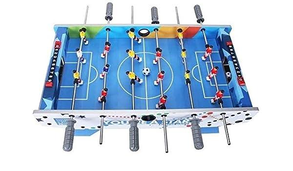 KJRJLQ Los niños mesa de escritorio de fútbol, fútbol de mesa ...
